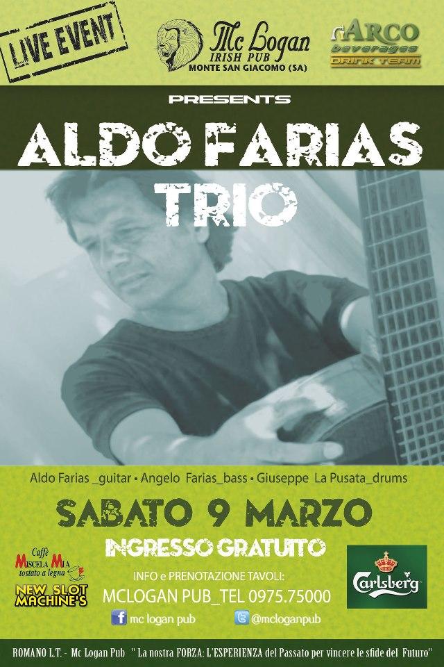 Aldo Farias trio
