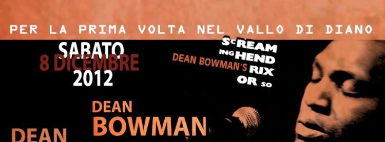 Dean Bowman
